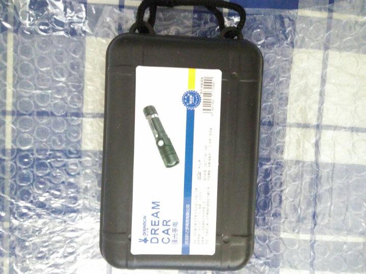轩之梦 强光手电筒可充电式LED远射型迷你小型变焦防水户外家用车载医用应急灯 手电筒+18650锂电池+USB充电线 伸缩变焦 晒单图