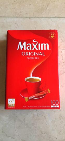 韩国进口 maxim(麦馨) 大麦茶 300g/盒 晒单图