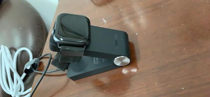 绿联 MFi认证 苹果手表磁力充电器 便携iwatch4/3/2/1代无线USB充电数据线 applewatch充电配件底座支架30703 晒单图