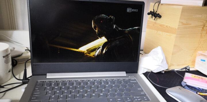 联想(Lenovo)小新潮7000 13.3英寸超轻薄窄边框笔记本电脑(i5-8250U 8G 256G SSD  MX150 正版Office)花火银 晒单图