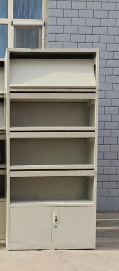京诺期刊架杂志柜期刊柜展示柜杂物柜无门柜铁柜 晒单图