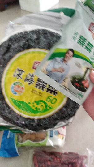阿一波 速食紫菜汤 排骨味 速溶汤 冲泡即食 62g 晒单图