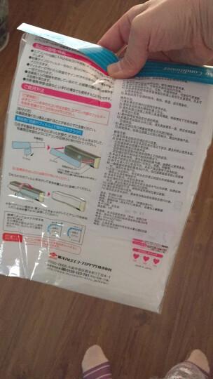 日本进口空调出风口防尘膜过滤网家用防尘网过滤纸隔层过滤纸网棉 风口朝下 晒单图