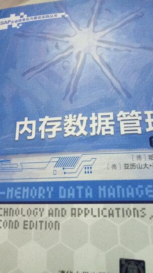 内存数据管理(第2版) 晒单图