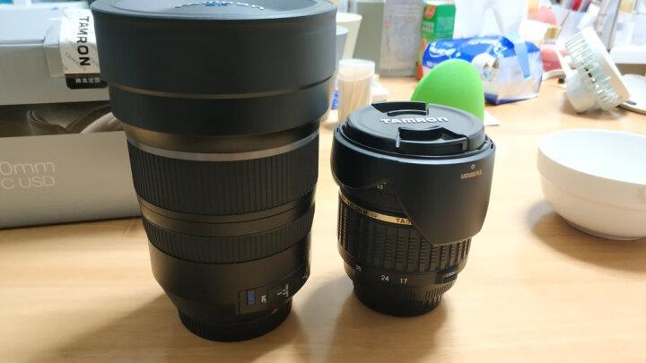 腾龙(Tamron)A025 SP 70-200mm F/2.8 Di VC USD G2防抖 大光圈中长焦变焦镜头 旅游 运动(佳能单反卡口) 晒单图