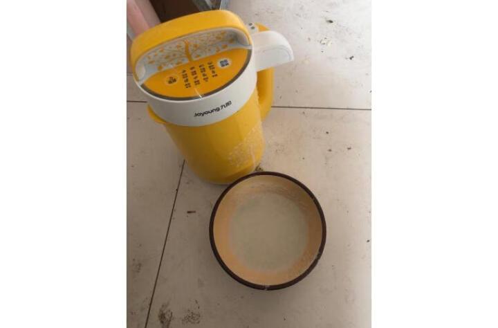 九阳(Joyoung)豆浆机家用1200ml无网不锈钢DJ12B-A11EC 晒单图