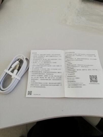 华为(HUAWEI)荣耀原装1.5m多彩数据线USB数据线 充电线 安卓电源线AP50(白色)安卓Micro USB2.0接口通用 晒单图
