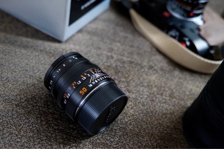 徠卡(LEICA) 徕卡(leica)镜头 莱卡相机镜头M系列专用 定焦镜头 标准焦段镜头 LUX-M 35mm F/1.4 ASPH 黑色 晒单图