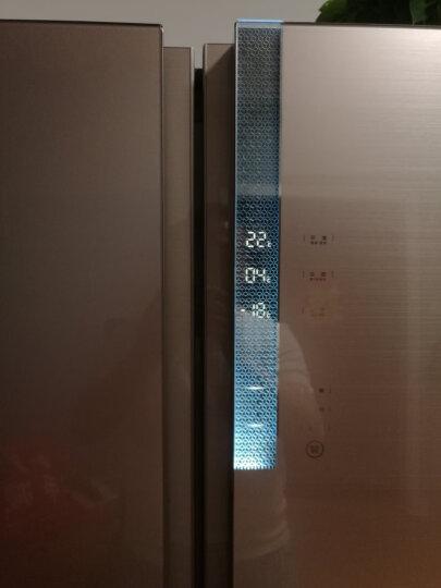 【99新】 卡萨帝对开门大容量变频无霜冰箱 智能物联 干湿分储622/627升 BCD-622WDCAU1 晒单图