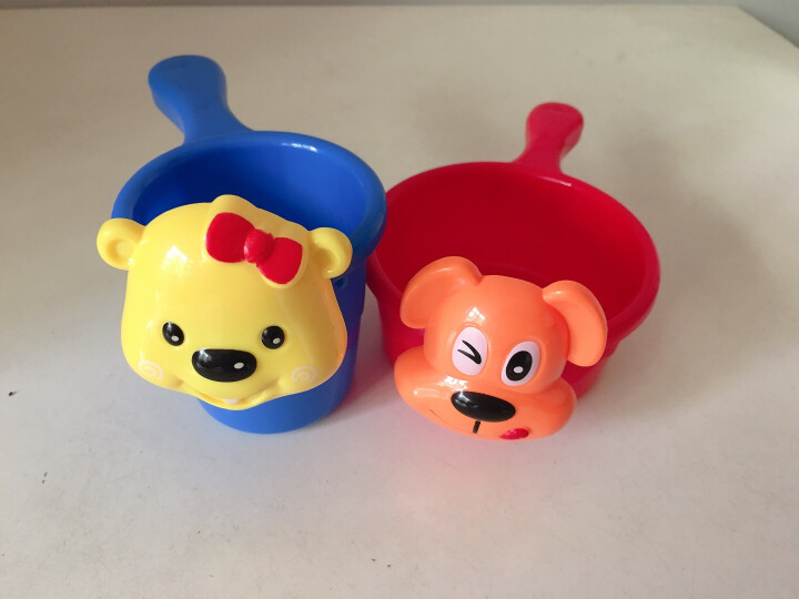 浴室小王国 宝宝洗澡玩具儿童戏水沐浴花洒喷水婴儿浴缸玩具 螃蟹小喷泉 晒单图