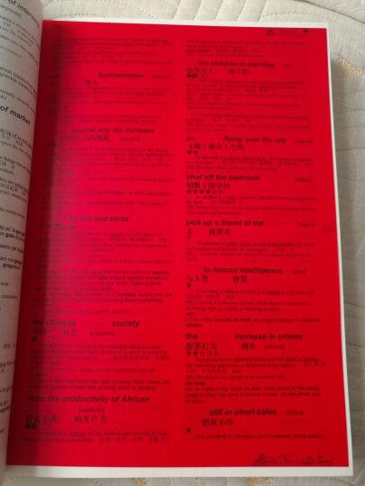 假如美国人也背TOEFL词汇 核心词组记忆词典 晒单图