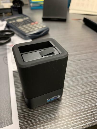 GoPro 运动相机配件 双充+双电池充电器 晒单图