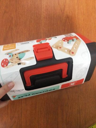 特宝儿(topbright)百变螺母拆装组合 益智早教男孩拼装智力儿童玩具 晒单图
