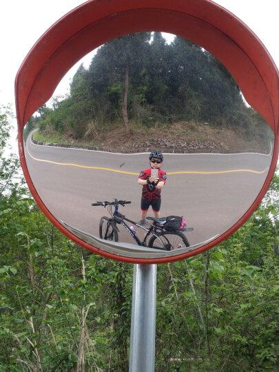 拓朴骑行服套装短袖短裤男女原纱自行车单车裤硅胶垫骑行装备 SAD203/SAK110 L 晒单图