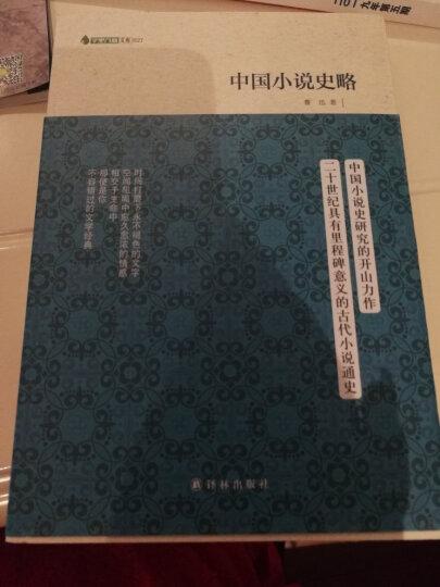 字里行间文库:中国小说史略 晒单图