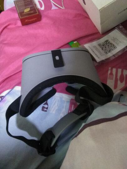 暴风魔镜 小D2 智能 VR眼镜 3D头盔 浅莲灰 晒单图