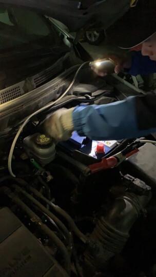 瓦尔塔(VARTA)汽车电瓶蓄电池蓝标80D26L 12V马自达6/马自达7/马自达8 现代索塔纳途胜/胜达领翔 以旧换新 晒单图