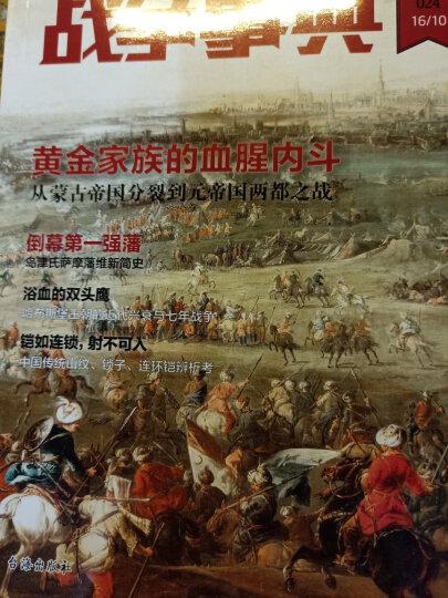 战争事典022 从罗马的利剑到诺曼的铁蹄 晒单图