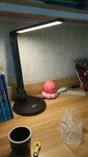 好视力 led台灯学生学习宿舍书桌卧室床头灯 儿童可调光 阅读写字工作减蓝光 面光源led台灯 晒单图
