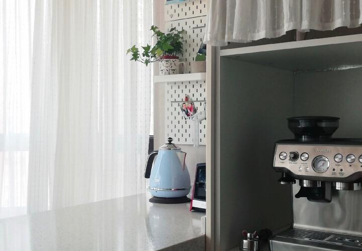 铂富Breville 半自动家用意式咖啡机 磨豆打奶泡 家用 BES870 银色-下半部分 晒单图