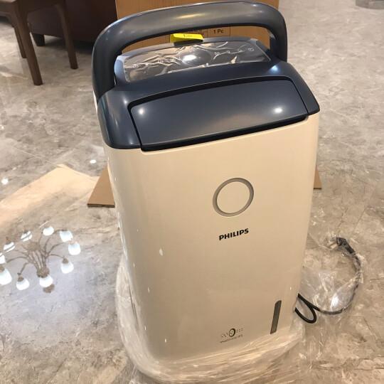 飞利浦 (PHILIPS) 净化器除湿机 家用抽湿机 干燥机 抽湿机 回南天 梅雨季 99%去除黑曲霉菌孢子 DE5206/00 晒单图