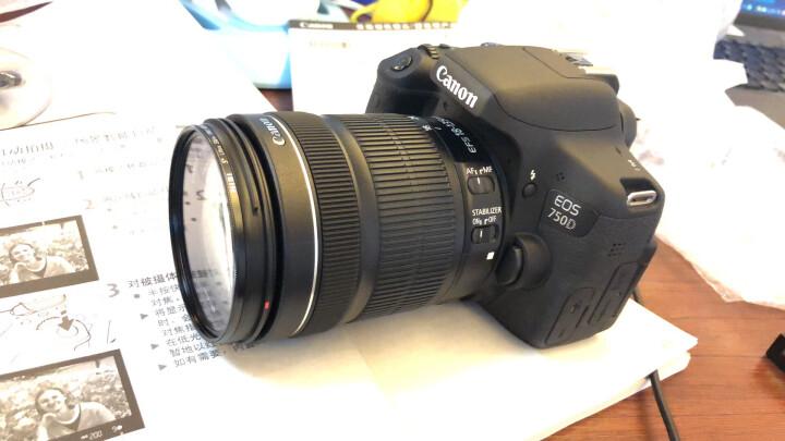 佳能(Canon)EOS 750D 单反相机 单反套机(EF-S 18-135mm f/3.5-5.6 IS STM 单反镜头) 晒单图