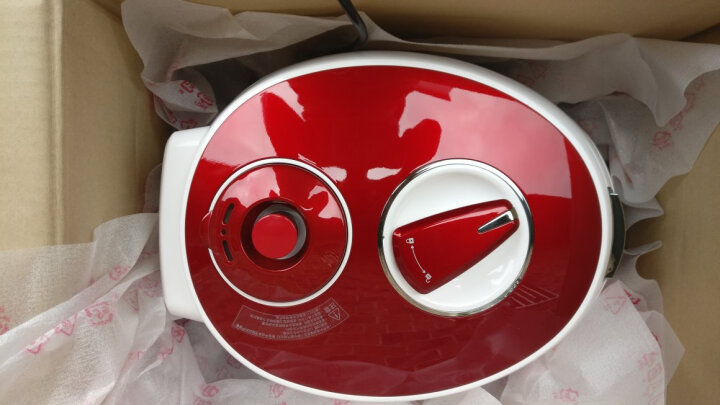 福库(CUCKOO)电饭煲韩国原装进口智能电压力锅 CRP-M1031SR 红色5L 晒单图