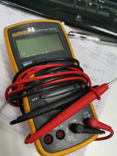 福禄克(FLUKE) 原装 通用万用表表笔 测试导线 TL10升级版福禄克TL20 晒单图