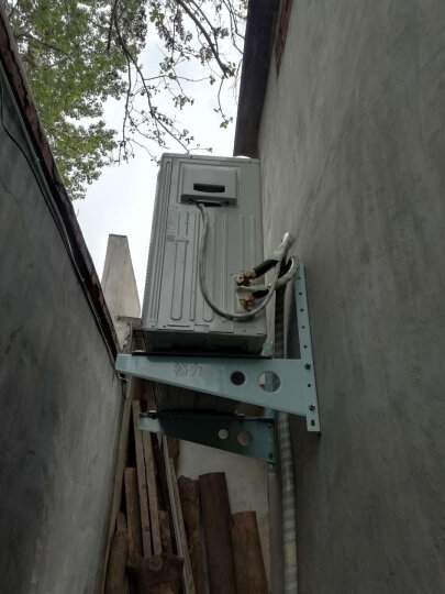 海尔(Haier)空调柜机3匹立柜式空调柜机变频冷暖一级能效自清洁圆柱式空调 晒单图