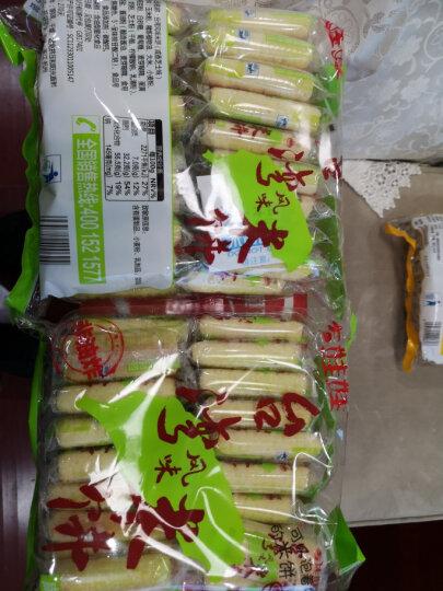 吉娃娃 台湾风味米饼 咸香芝士味 零食大礼包 330g 晒单图
