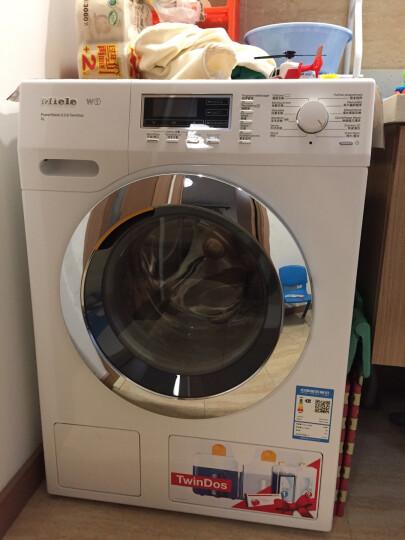 美诺(Miele)9公斤变频滚筒洗衣机 德国进口 双泵 智能自动配给 WKR571 C WPS 晒单图