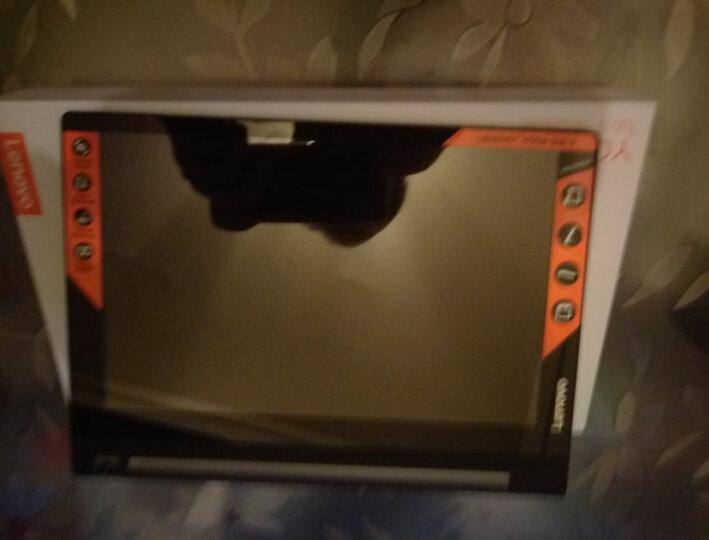 联想YOGA平板3代 8英寸 平板电脑 (高通CPU 2G/16G )板岩黑 850 WIFI版 晒单图