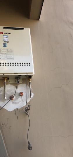 能率(NORITZ) 13升室外机(天然气)智能恒温 燃气热水器 GQ-1340W 晒单图
