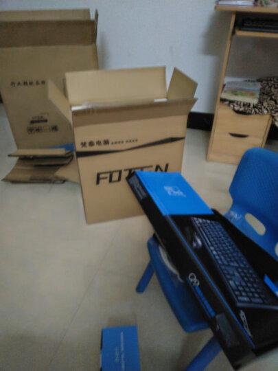 梵泰台式机酷睿i5六核/GTX1060独显办公游戏电脑主机整机全套 主机+21.5显示器 主流游戏(860K四核+16G+RX560 4G) 晒单图