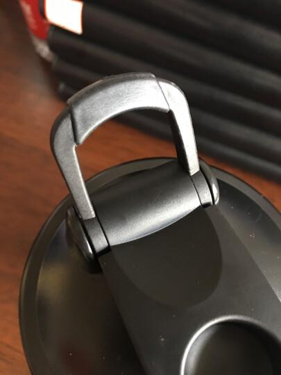BlenderBottle 蛋白粉摇摇杯运动健身水杯便携户外大容量水壶男女士塑料杯子 黑色约800ML 晒单图