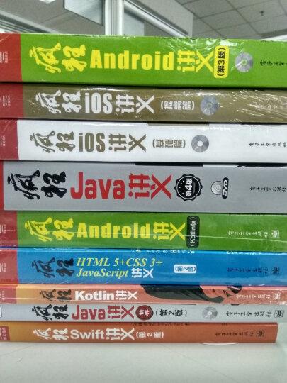 疯狂Java讲义精粹(第2版 附CD-ROM光盘1张) 晒单图