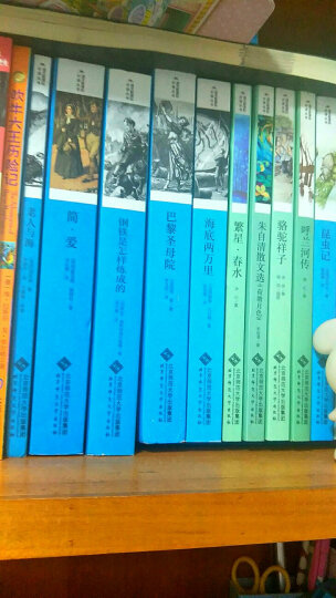 童年 语文新课标必读丛书 教育部推荐中小学生必读名著 晒单图