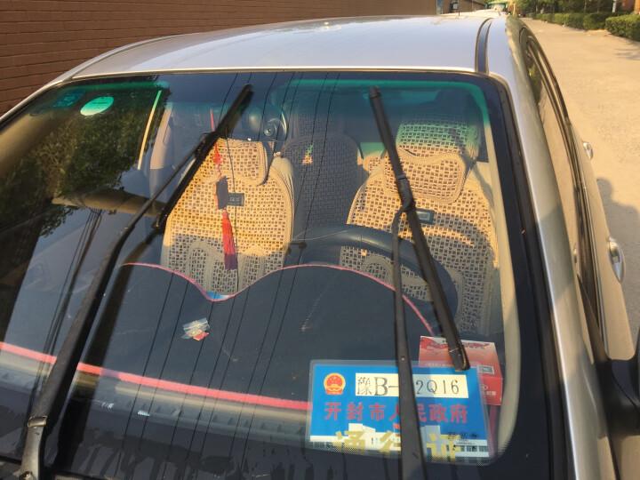 逸卡汽车雨刮器 比亚迪F3/F3R/G3R/L3/G3/欧宝安德拉/中华EC7/道奇酷博 无骨雨刷胶条片24/16对装 晒单图