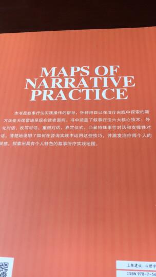 心理咨询师系列:叙事疗法实践地图 晒单图