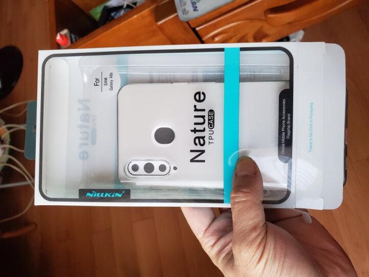 耐尔金(NILLKIN)三星A5100/A5108手机壳 TPU透明软套/保护套/手机套 白色 晒单图