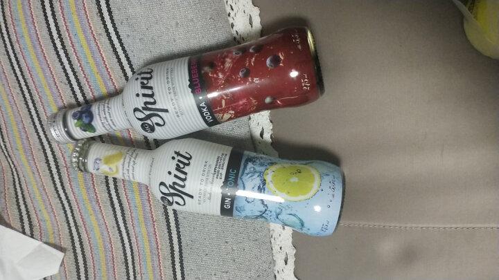 曼戈(MG Spirit)洋酒 加气预调鸡尾酒 蓝莓伏特加 蓝莓味 275ml 晒单图