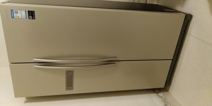 三星(SAMSUNG)641升大容量风冷无霜对开门冰箱 蝶门美食窗 精致保鲜 节能静音 RH62MAG00DL/SC 晒单图