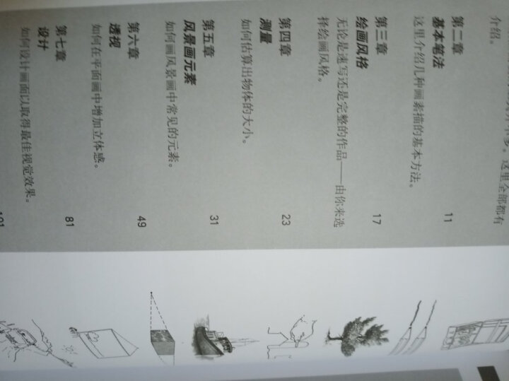 素描初步(经典版)/西方经典美术技法译丛-W 晒单图
