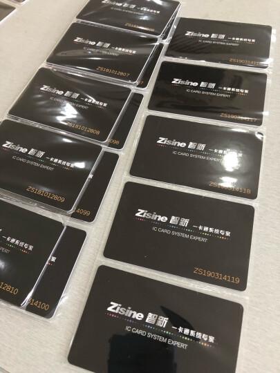 智新 PC800学校食堂刷卡消费机饭堂打卡机IC卡售饭机餐厅饭卡机美食城收费机刷卡全套网络系统 互联网4G版PC800套餐 晒单图