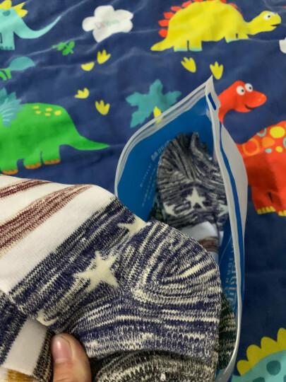 俞兆林【8双】袜子女士棉袜女生秋冬保暖厚中筒长袜短隐形船袜糖果色中筒长袜 8双装 晒单图