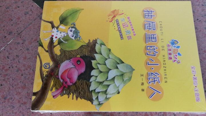 星期八心灵童话系列:抽屉里的小纸人(全彩美绘注音版) 晒单图