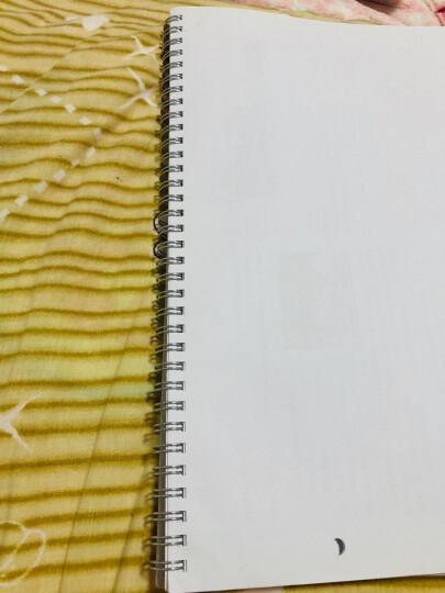 爱可(ECHO)装订铁圈双线圈3:1规格34孔包胶双线铁圈结实耐用 专业办公装订机耗材 银色 12.7mm/100支 晒单图