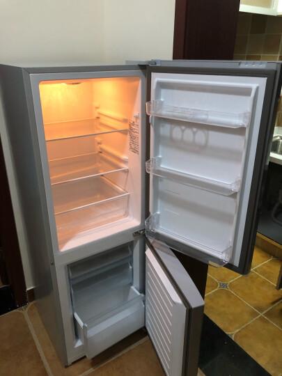 海尔(Haier)160升 小型两门冰箱双门冷冻速度快经济实用节能环保BCD-160TMPQ 晒单图