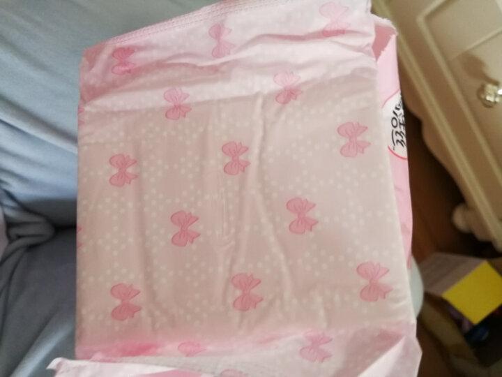 高洁丝Kotex 少女肌240mm2包*18片 日用棉柔丝薄卫生巾 晒单图