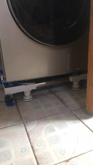 贝石(beishi)柜式圆柱形空调底座托支架美的格力科龙志高海尔奥克斯扬子变频空调托架防潮DY-8J(8大地脚) 晒单图
